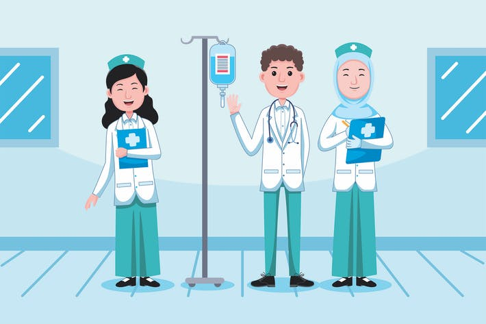 Doctor and Nurse Profession
