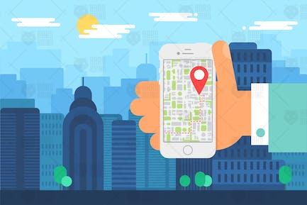 Mobile City Navigation