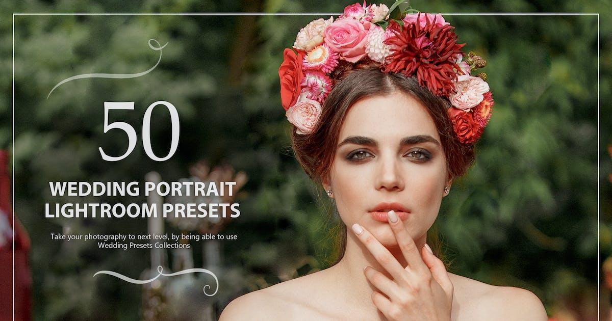 Download 50 Wedding Portrait Lightroom Presets by Eldamar_Studio