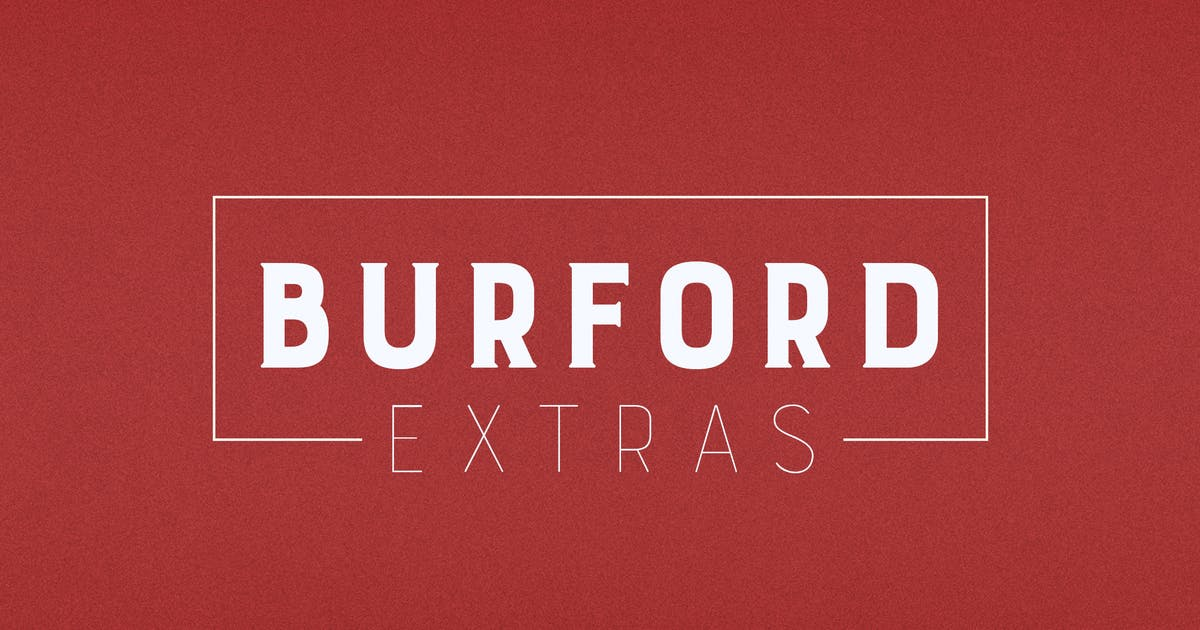 Burford Extras by kimmydesign