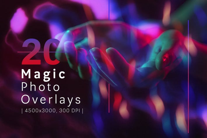 Thumbnail for Magic Photo Overlays