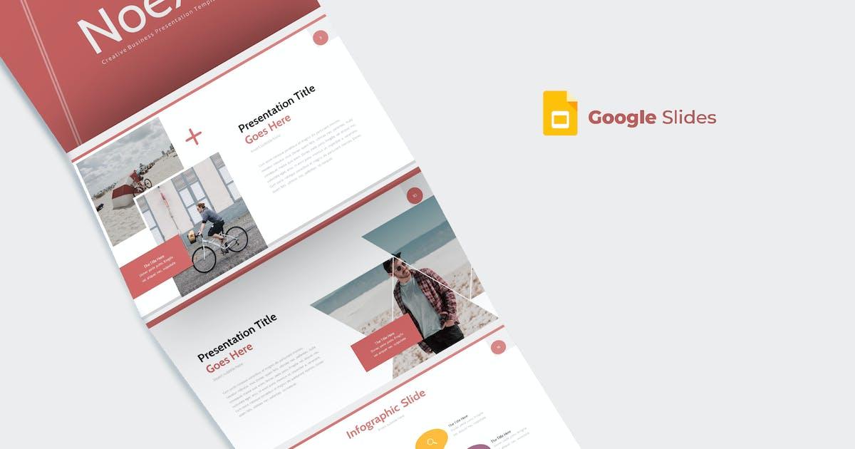 Download Noexa - Google Slide Template by aqrstudio