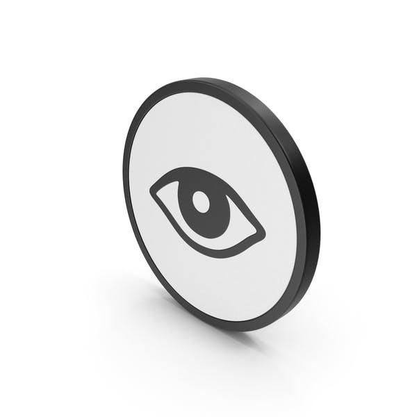 Иконный глаз