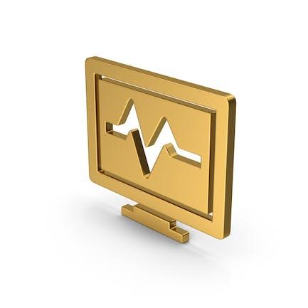 Symbol Health Monitor Gold