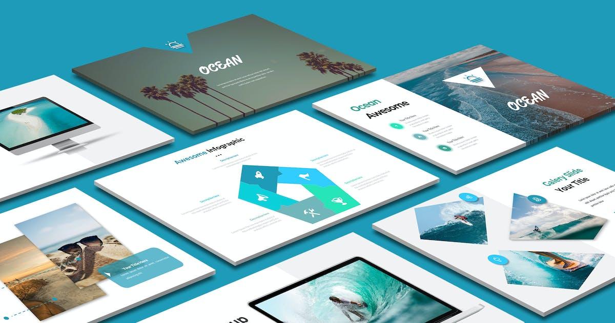 Download Ocean - Powerpoint Template by aqrstudio
