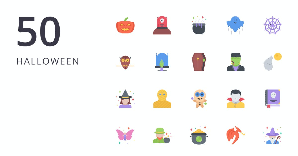 Download the halloween icons 50 by lastspark