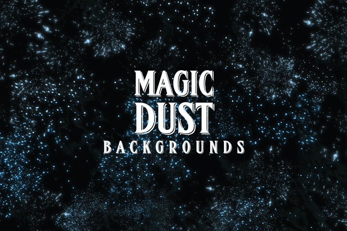 Thumbnail for Magic Dust Backgrounds