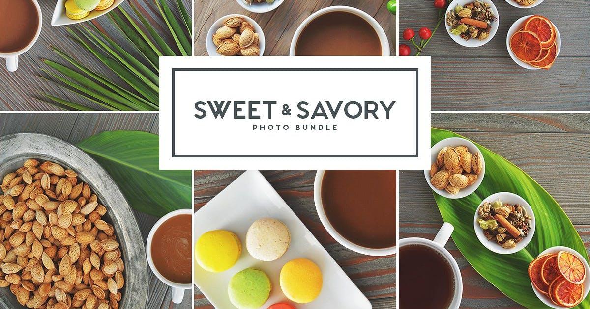 Download Sweet & Savory - Stock Photo Bundle by MehmetRehaTugcu