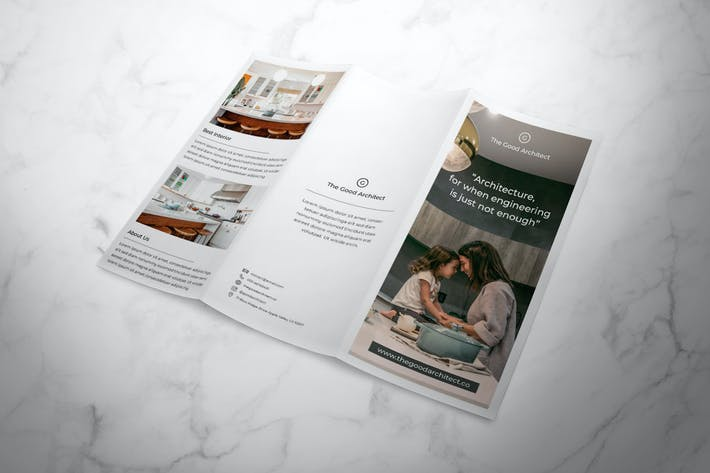 Thumbnail for Multipurpose Trifold Brochure