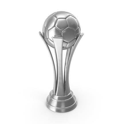 Soccer Cup Silver