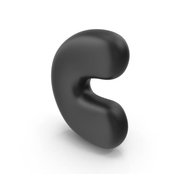 Thumbnail for Bubble Letter C
