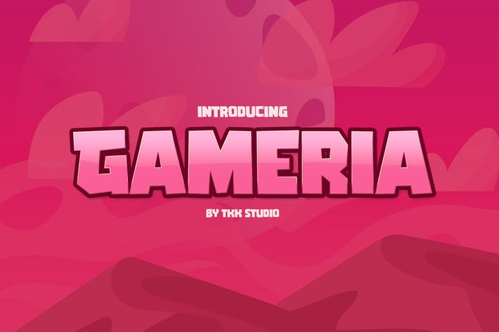 Thumbnail for GAMERIA - Fuente para juegos Blocky