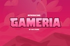 GAMERIA - Blocky gaming font
