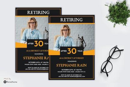 Stephanie Rain - Retiring Flyer RB