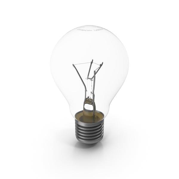 Incandescent Light Bulb E27 (Edison 27 mm)