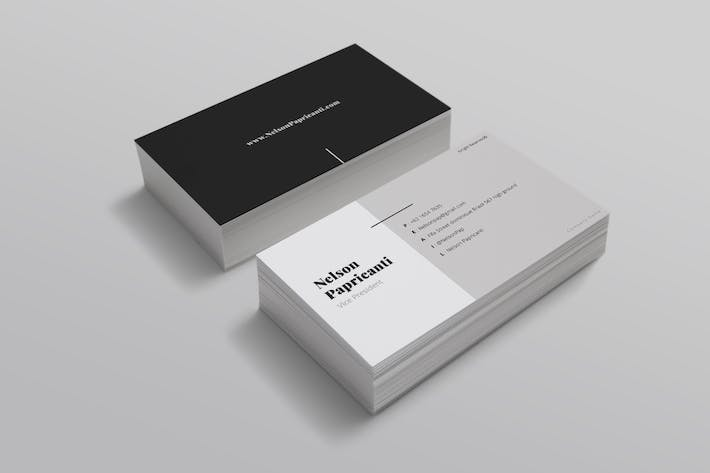 Thumbnail for Corporate Business Card Vol.13