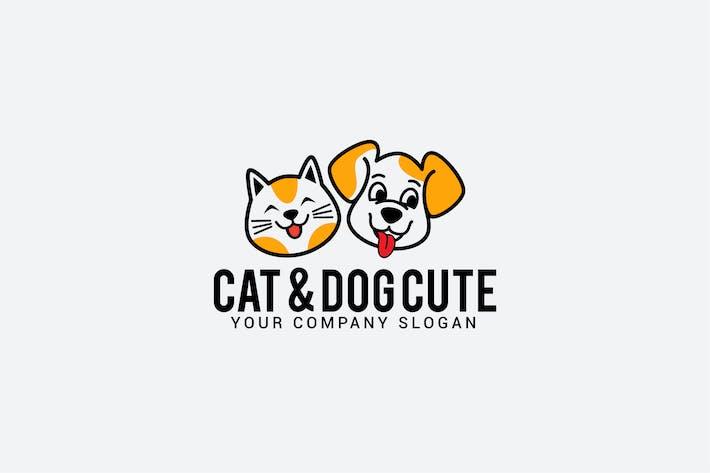 cat & dog cute