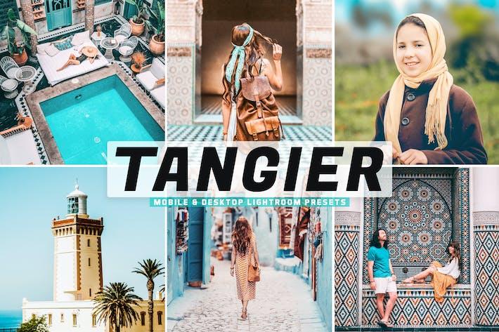 Thumbnail for Пресеты для мобильных и настольных устройств Lightroom Tangier