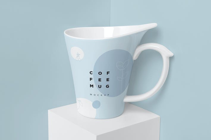 Thumbnail for 4 Awesome Coffee Mug Mockups