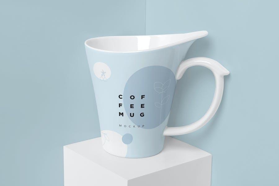 4 Awesome Coffee Mug Mockups