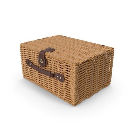 Weide Picknickkorb