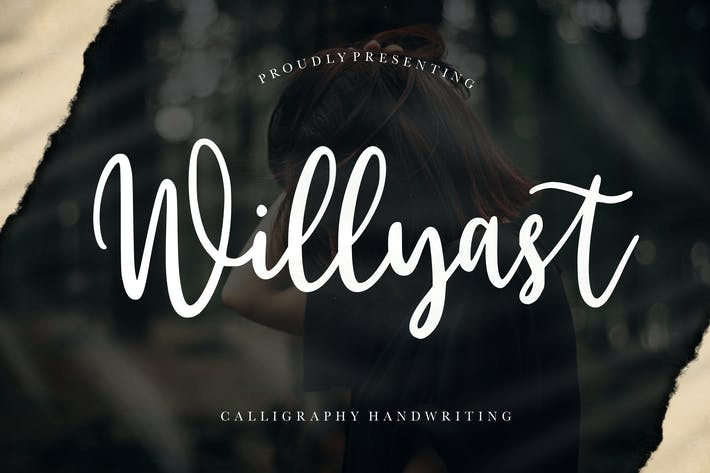 Thumbnail for Willyast Calligraphy Handwriting