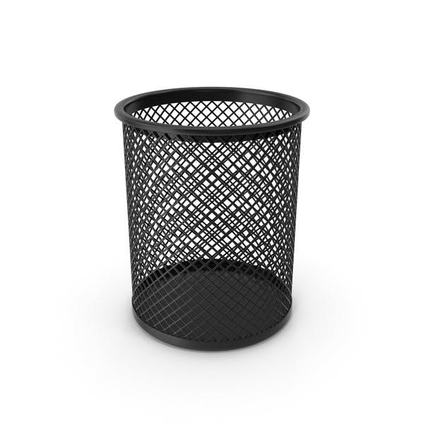 Black Pencil Cup
