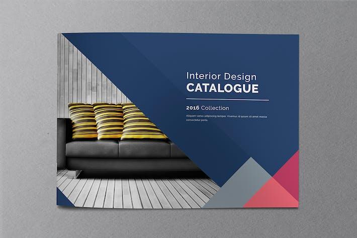 Thumbnail for Indesign Catalog - Portfolio 03