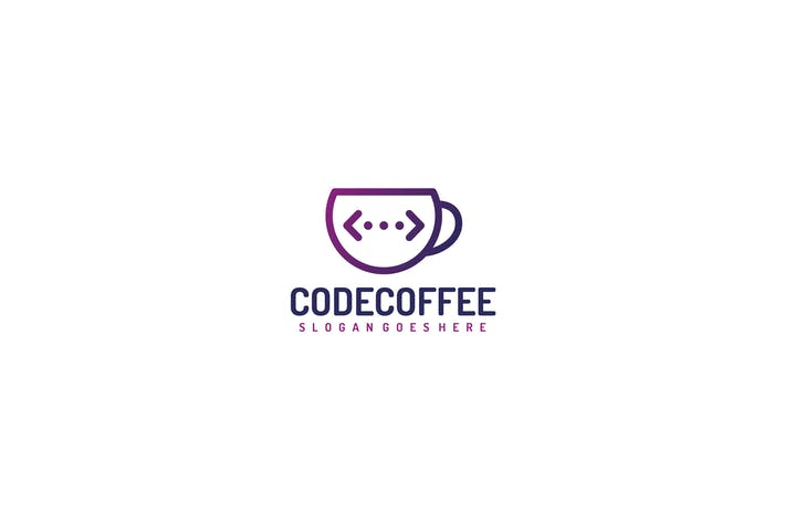 Thumbnail for Code Coffee Logo