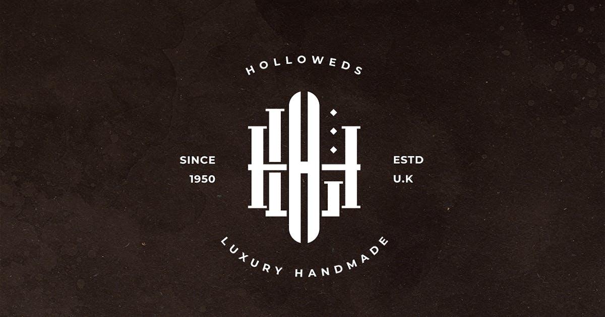 Download HLH Monogram Logo by sagesmask