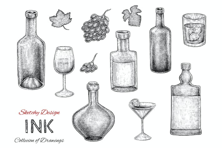 Thumbnail for Bottles Set