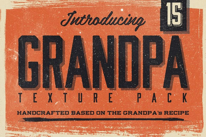 Thumbnail for 15 Grandpa's Texture