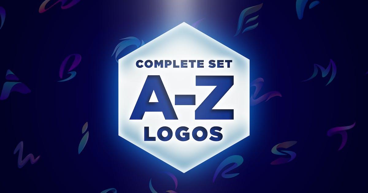 Download Modern Vivid Alphabet Logos by Suhandi