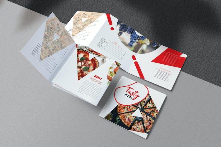 Thumbnail for Pizza / Restaurant Brochure