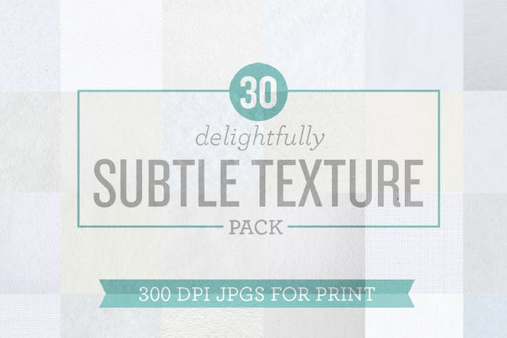 300 dpi Delightfully Subtle Texture Pack JPGs