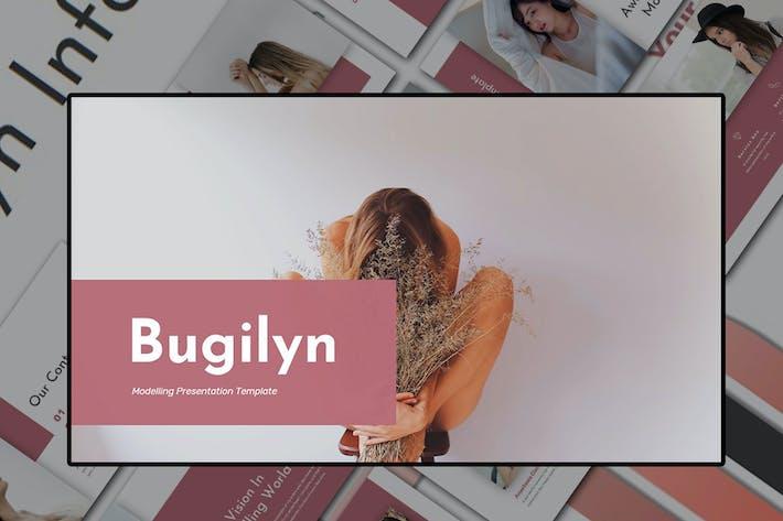 Thumbnail for Bugilyin — Моделирование бизнеса Google слайд