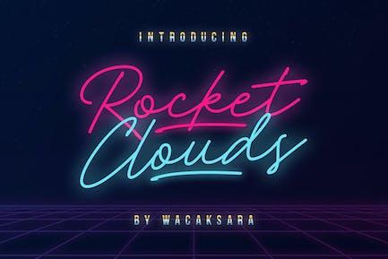 Nubes de cohetes