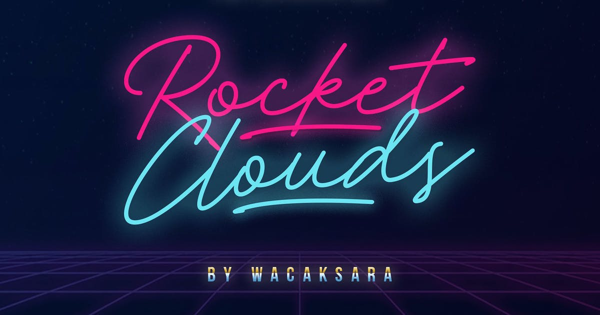 Rocket Clouds by wacaksara