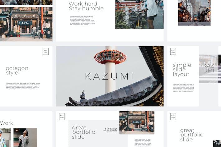 Thumbnail for Kazumi - Google Slides