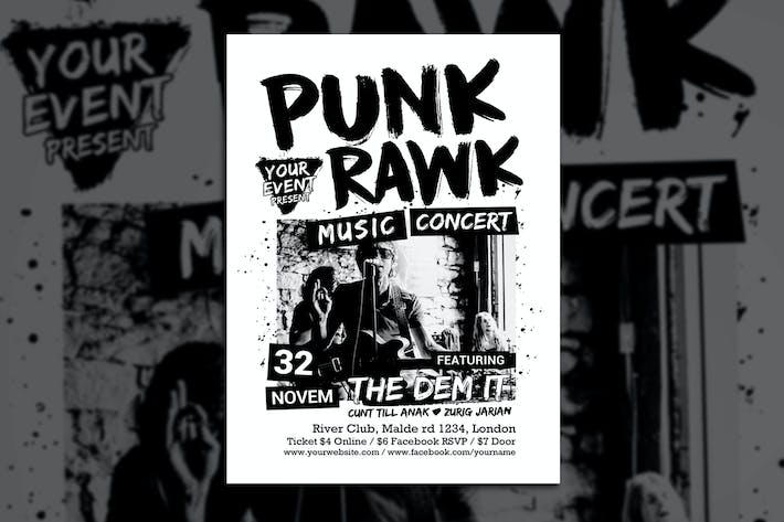Thumbnail for Punk Rock Music Show