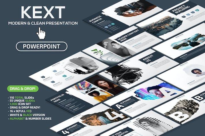Thumbnail for Kext Powerpoint Presentation