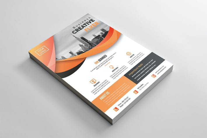 download 6 955 flyer templates envato elements