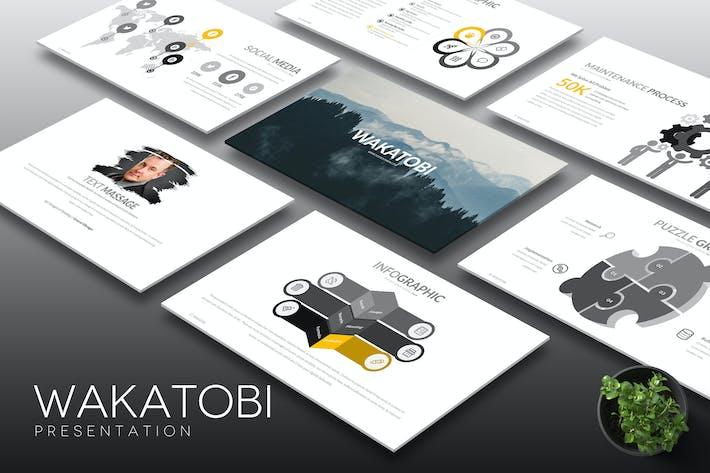 Thumbnail for Wakatobi Powerpoint