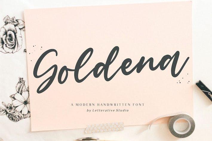 Goldena Tipo de letra YH