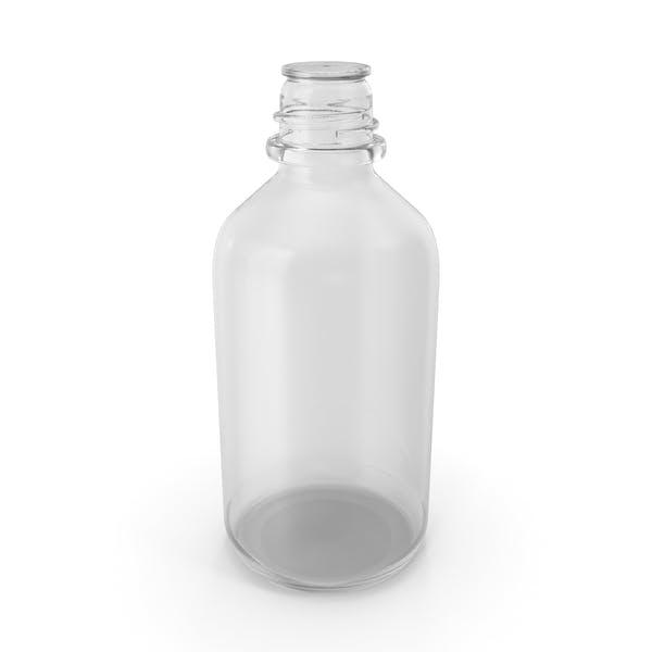 Лабораторная бутылка средняя