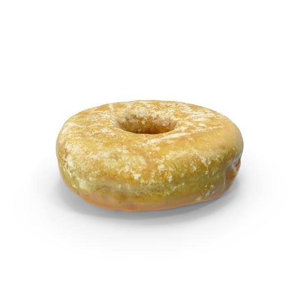 Сахарный пончик