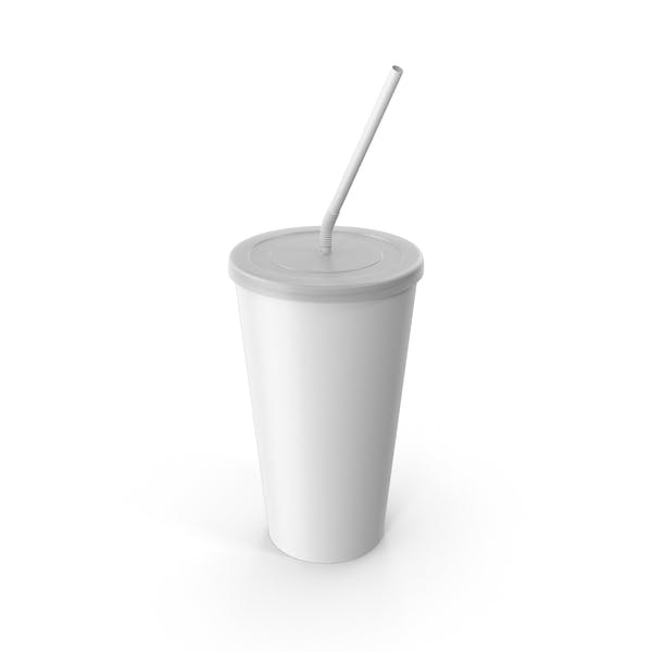 Fast Food Drink Cup