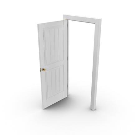 Klassische Tür