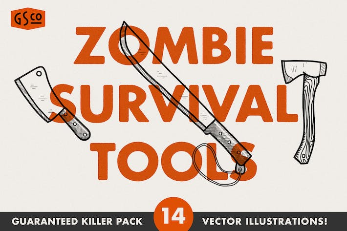 Thumbnail for Zombie Survival Tools