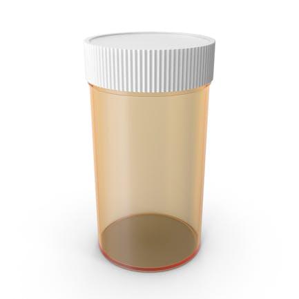 Botella de pastillas